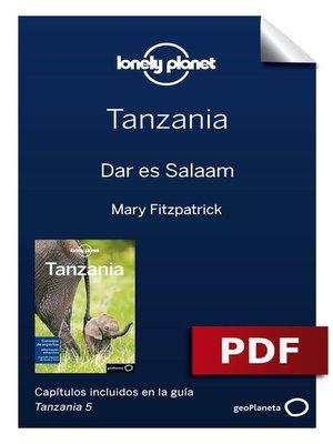 cover image of Tanzania 5_2. Dar es Salaam