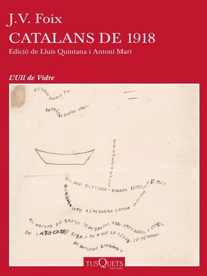 cover image of Catalans de 1918