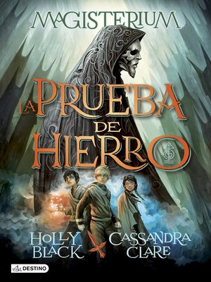 cover image of La Prueba de Hierro