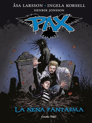cover image of Pax. La nena fantasma