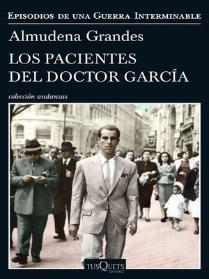 cover image of Los pacientes del doctor García