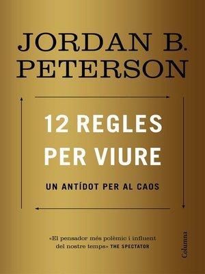 cover image of 12 regles per viure