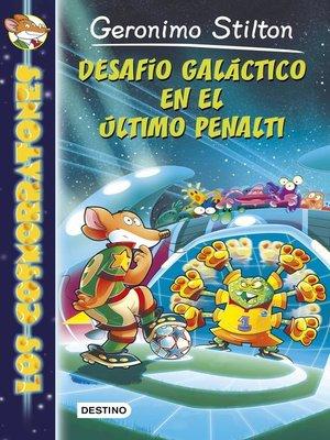 cover image of Desafío galáctico en el último penalti