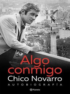 cover image of Algo Conmigo