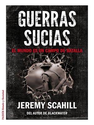 cover image of Guerras sucias