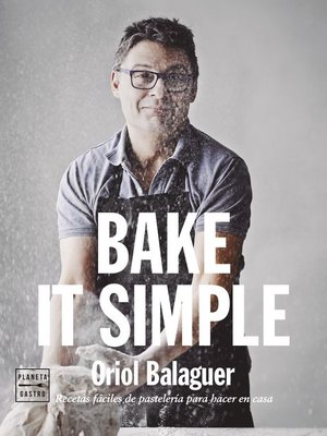 cover image of Bake it simple