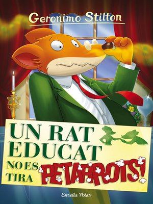 cover image of Un rat educat no es tira petarrots