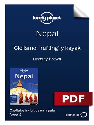 cover image of Nepal 5_8. Ciclismo,  rafting  y kayak