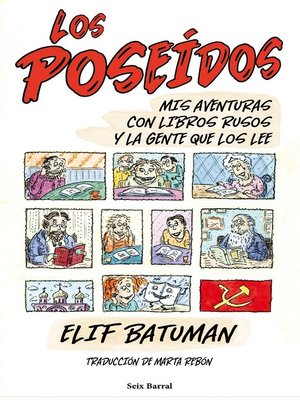 cover image of Los poseídos