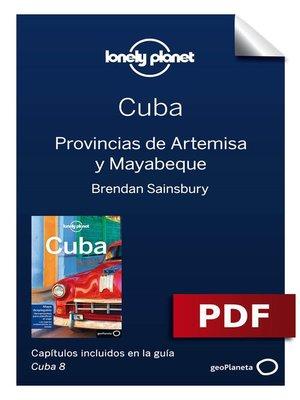 cover image of Cuba 8_3. Provincias de Artemisa y Mayabeque