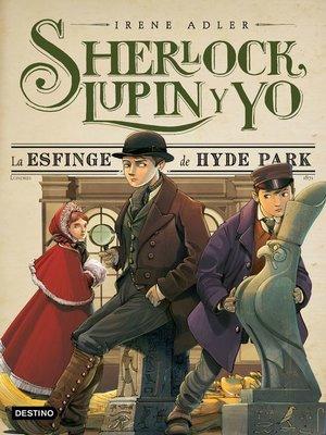 cover image of La esfinge de Hyde Park