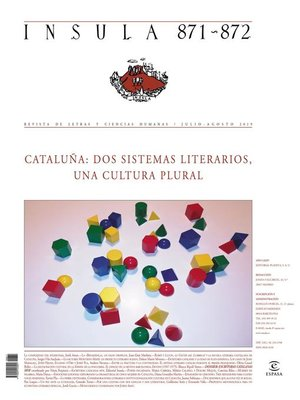cover image of Cataluña