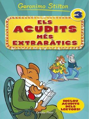 cover image of Els acudits més extraràtics 3