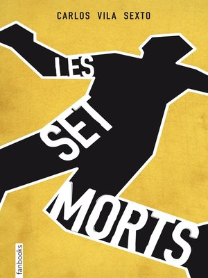 cover image of Les set morts