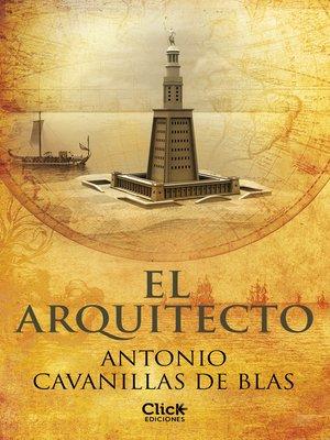cover image of El arquitecto