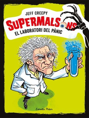 cover image of Supermalsons. El laboratori del pànic