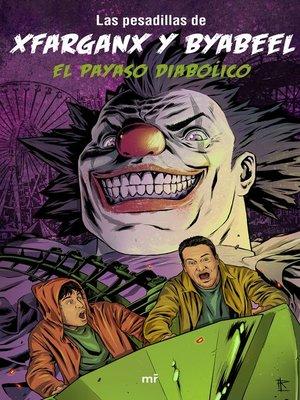 cover image of El payaso diabólico