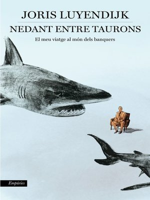 cover image of Nedant entre taurons