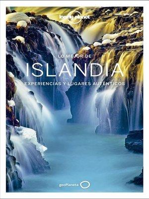 cover image of Lo mejor de Islandia 1