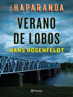 cover image of Verano de lobos (Serie Haparanda 1)