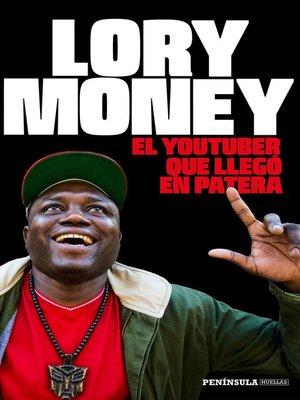 cover image of El youtuber que llegó en patera