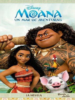 cover image of Moana--La novela