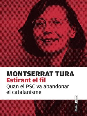 cover image of Estirant el fil