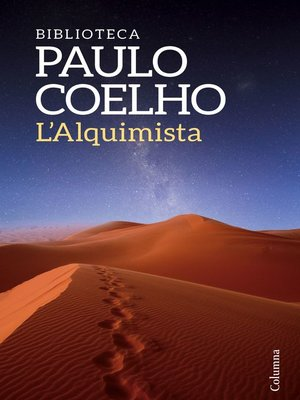 cover image of L'alquimista