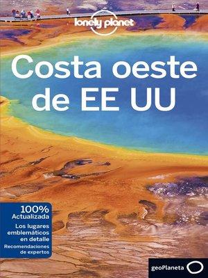 cover image of Costa oeste de EE UU 1