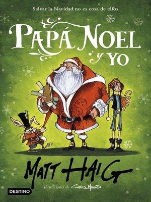 cover image of Papá Noel y yo