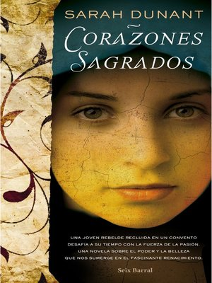cover image of Corazones sagrados
