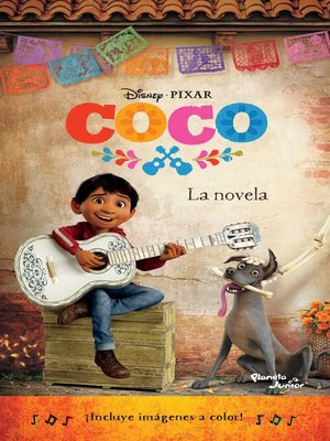 cover image of Coco. La novela