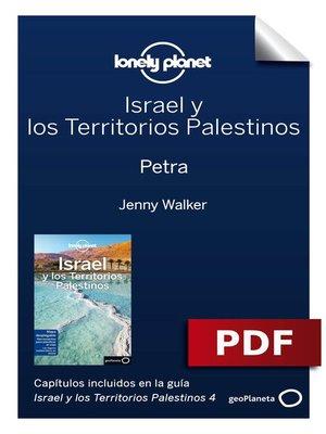 cover image of Israel y los Territorios Palestinos 4_11. Petra