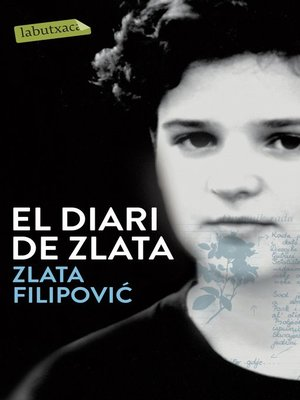cover image of El diari de Zlata