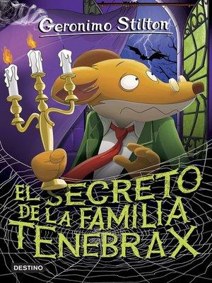 cover image of El secreto de la familia Tenebrax