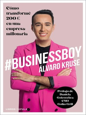 cover image of #BusinessBoy