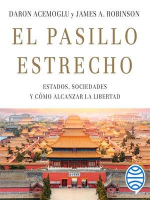 cover image of El pasillo estrecho