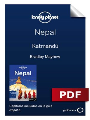 cover image of Nepal 5_2. Katmandú