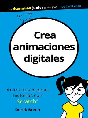 cover image of Crea animaciones digitales