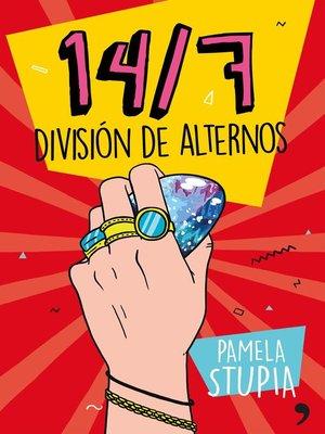 cover image of 14/7. División de alternos