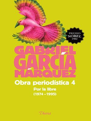 cover image of Obra periodística 4. Por la libre (1974-1995)