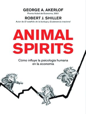 cover image of Animal Spirits