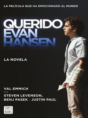 cover image of Querido Evan Hansen