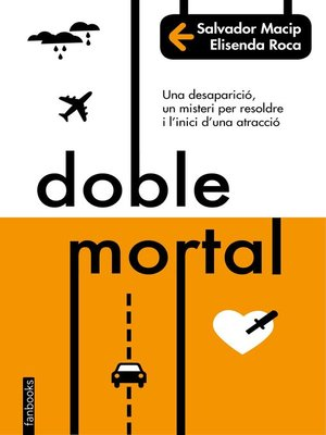 cover image of Doble mortal