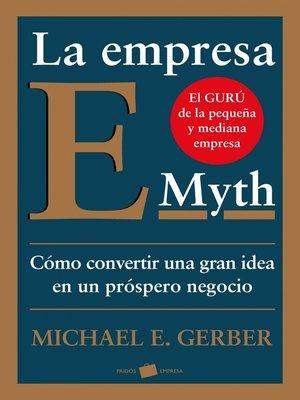 cover image of La empresa E-Myth