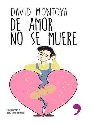 cover image of De amor no se muere