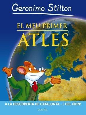 cover image of El meu primer atles