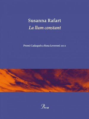 cover image of La llum constant