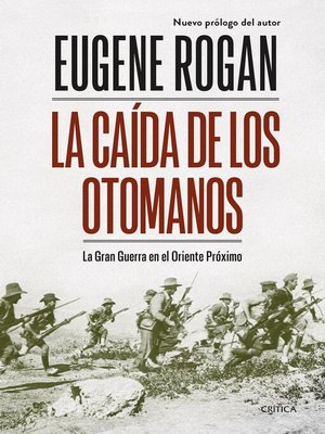 cover image of La caída de los otomanos