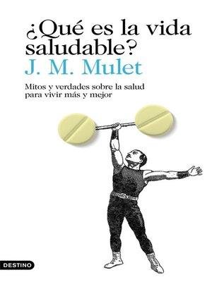 cover image of ¿Qué es la vida saludable?